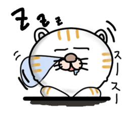 Every day of a Japanese cat sticker #1569547