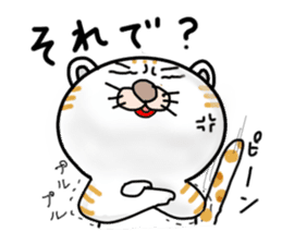 Every day of a Japanese cat sticker #1569549