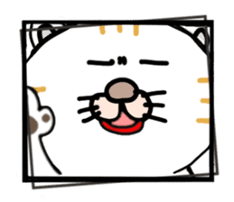 Every day of a Japanese cat sticker #1569567