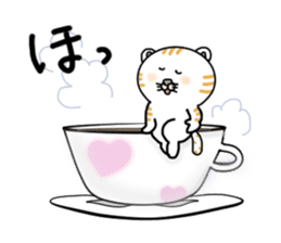 Every day of a Japanese cat sticker #1569572