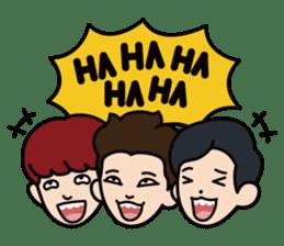 EXO sticker #1571369