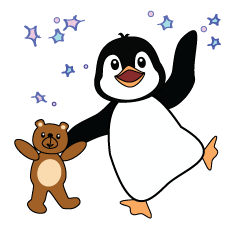 Penguin Pon-Pon