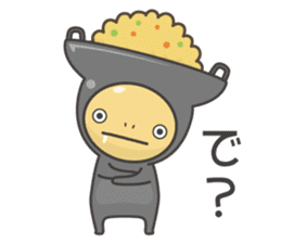 itame-kun sticker #1571845