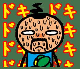 Mr Beard sticker #1571935