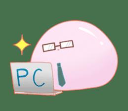 PuniPuniSlime sticker #1574375