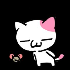 Lazy Cat Goro & Chusuke ENG ver.