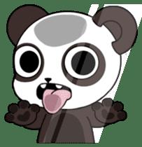 I am Panda sticker #1574896
