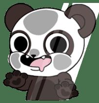 I am Panda sticker #1574897