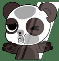 I am Panda sticker #1574899