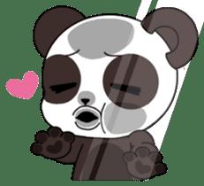 I am Panda sticker #1574900