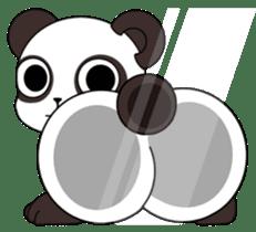 I am Panda sticker #1574901