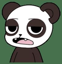 I am Panda sticker #1574903
