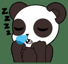 I am Panda sticker #1574904