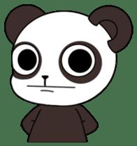 I am Panda sticker #1574905