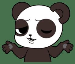 I am Panda sticker #1574906