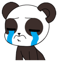I am Panda sticker #1574909