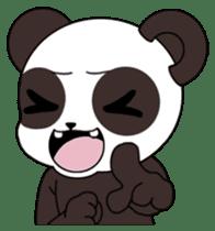 I am Panda sticker #1574911