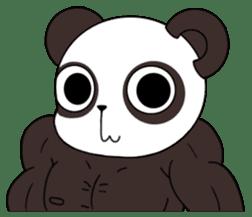 I am Panda sticker #1574916