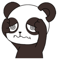 I am Panda sticker #1574918