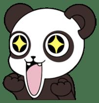 I am Panda sticker #1574919