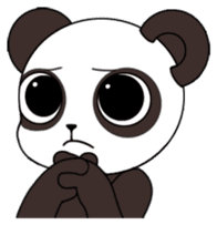 I am Panda sticker #1574921