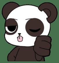 I am Panda sticker #1574924