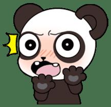 I am Panda sticker #1574925