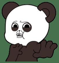 I am Panda sticker #1574927