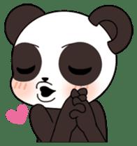 I am Panda sticker #1574928