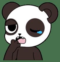 I am Panda sticker #1574929