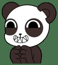 I am Panda sticker #1574931
