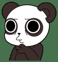 I am Panda sticker #1574934