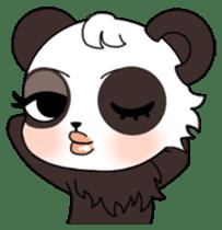 I am Panda sticker #1574935