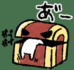 Negative Cat sticker #1578673