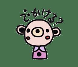 hachikumaSticker sticker #1581966
