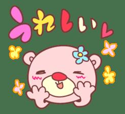 PINK-KUMA3 sticker #1583856