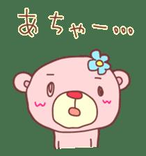 PINK-KUMA3 sticker #1583864