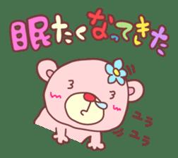PINK-KUMA3 sticker #1583867