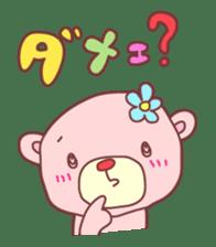 PINK-KUMA3 sticker #1583870