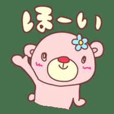 PINK-KUMA3 sticker #1583872