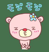 PINK-KUMA3 sticker #1583876