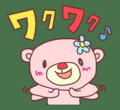 PINK-KUMA3 sticker #1583877