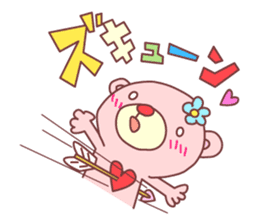 PINK-KUMA3 sticker #1583879