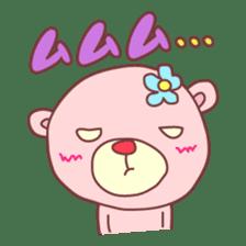 PINK-KUMA3 sticker #1583882