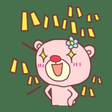 PINK-KUMA3 sticker #1583883