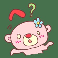 PINK-KUMA3 sticker #1583890