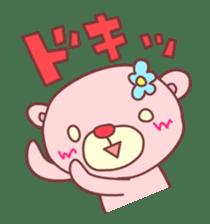 PINK-KUMA3 sticker #1583892