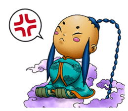 Shinmimi Friends sticker #1586544