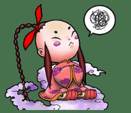 Shinmimi Friends sticker #1586545
