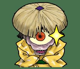Shinmimi Friends sticker #1586555
